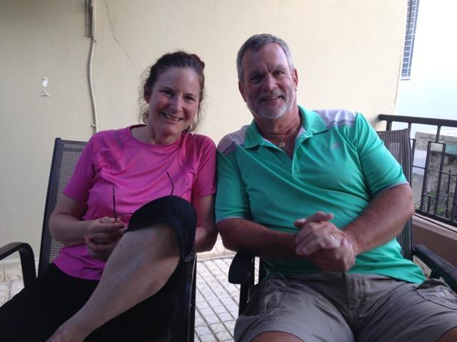 Jim and Maureen Wiley