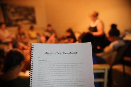Mission Devotions